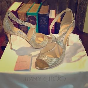 Jimmy choo Emily 100%authentic